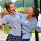 2 St Georges Girls Celebrate A-Level Results 2015