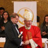 Joe Peake Bishop Richard