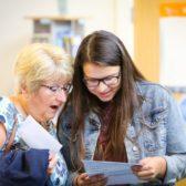 Ratcliffe GCSE mother and daughter