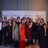 New Hall Staff at TES Awards
